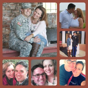 Online Dating Collage His Story